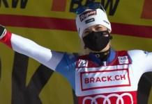 Lara Gut ha ganado el super G de Crans Montana, su decimocuarta victoria en esta disciplina.