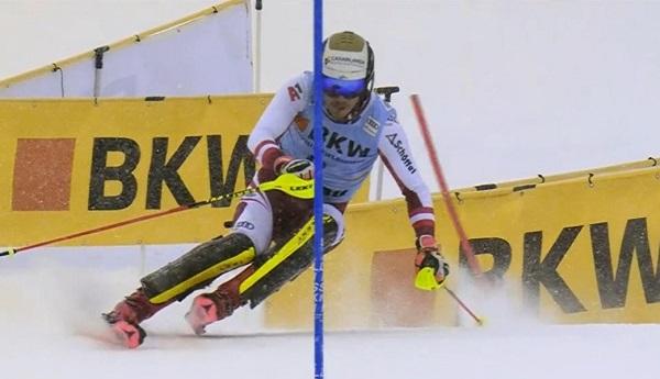 Hasta esta temporada el esquí de Feller inspiraba más temores que confianza. Hoy ha estrenado palmarés en la Copa del Mundo.