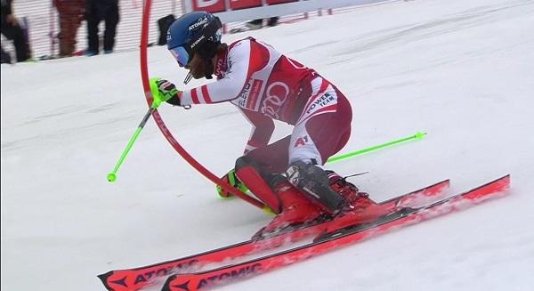 Schwarz, como un reloj en slalom, es el gran candidato a llevarse el Globo de la disciplina.