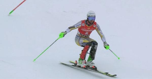Por fin Foss-Solevaag no ha fallado en la segunda manga y ha logrado su primera victoria.