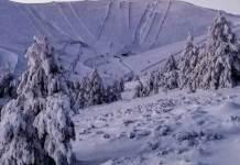 La sierra de Madrid recibía un buen grueso de elemento blanco