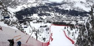 Cortina d'Ampezzo acogerá por tercera vez un Mundial de alpino.