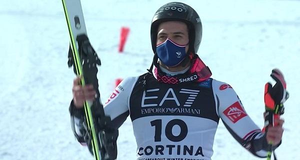 Mathieu Faivre ha sido el agraciado con la medalla de oro.