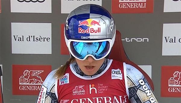 Ester Ledecka ha renunciado al Mundial de snowbaord y quiere estar en las finales de alpino de Lenzerheide.