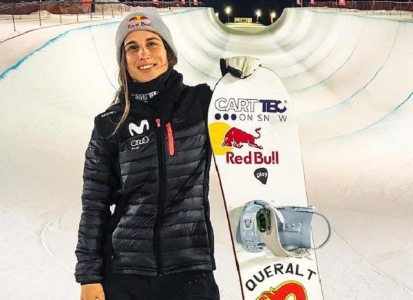 Castellet luchará por un podio en el half pipe de Aspen.
