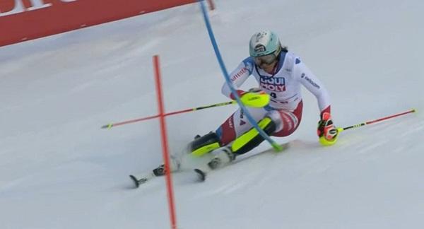 Hoy ha sido cuarta pero Wendy Holdener se merece una victoria en slalom después de 26 podios en esta disciplina.