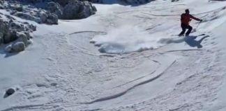 Vídeo una gran jornada de 'skimo'