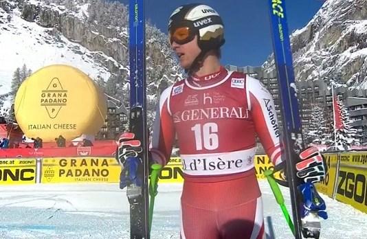Hannes Reichelt se retira a los 40 años con un título de campeón del mundo de super G y un Globo de la disciplina.