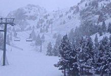 Masella se viste de invierno tras las precipitaciones de este inicio de semana