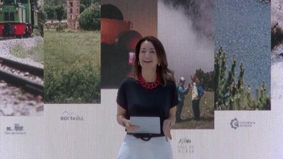 Marta Subirà, presidenta de FGC.