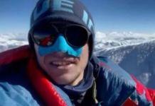 El joven de 19 años holló la cima en 30 horas