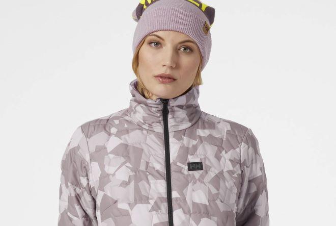 La prenda como chaqueta independiente o como capa intermedia