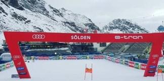 Todo a punto en Soelden para que de comienzo este fin de semana la Copa del Mundo de alpino 2021-2022.