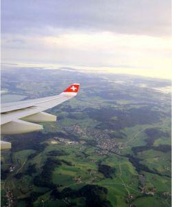 Richtung Zürich