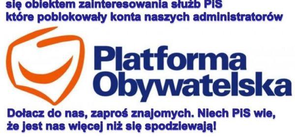 Facebook blokuje Platformę? Administratorzy apelują!