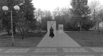 Tak wyglądać ma pomnik smoleński w centrum Kołobrzegu. Radni zadecydują.