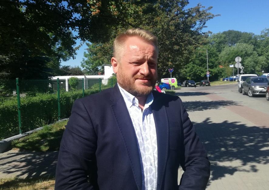 """Woźniak odchodzi od """"Kołobrzeskich"""" i traci stanowisko"""