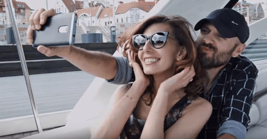 Horyń - Olszewska w klipie Darka Zeto