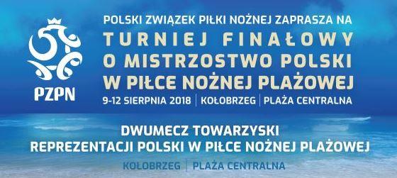 Mistrzostwa Polski w piłce nożnej plażowej - już wkrótce!