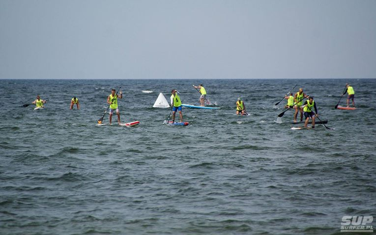 Planet Baltic SUP Race