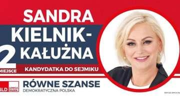2018: Ważne priorytety - rozmowa z Sandrą Kielnik – Kałużną, kandydatką KWW SLD Lewica Razem do Sejmiku  Zachodniopomorskiego