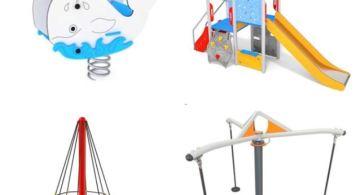 Urządzenia zabawowe zasilą place zabaw