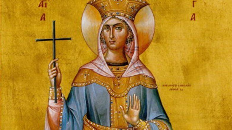 Ιερά Πανήγυρις Αγίας Όλγας στον Ι.Ν. Αγ. Στεφάνου Ν. Ιωνίας