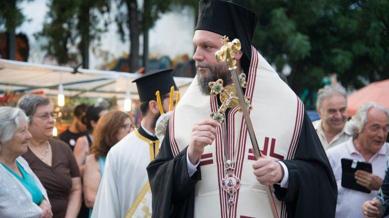 Μεθέορτος Εσπερινός και Λιτανεία Εικόνας Αγίας Μαρίνας στη Ν. Φιλαδέλφεια