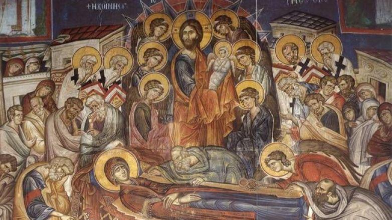 Αγρυπνία εορτής Κοιμήσεως της Θεοτόκου στην Παναγία Πρασίνου Λόφου