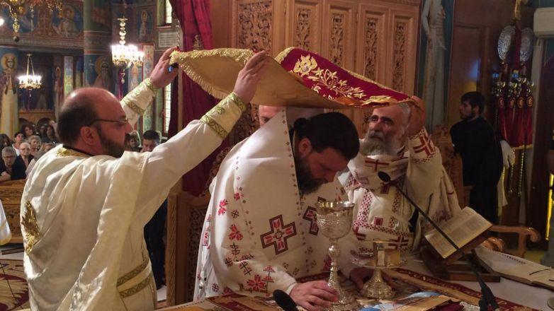 Η Εορτή της Ανακομιδής των Ιερών Λειψάνων του Αγ. Νεκταρίου στην Ι.Μ. Νέας Ιωνίας και Φιλαδελφείας