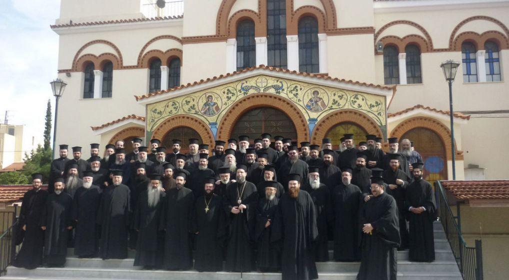 Ιερατική Σύναξη της Ι.Μ. Νέας Ιωνίας και Φιλαδελφείας