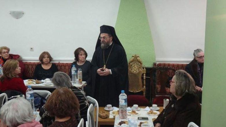 Απογευματινό τσάι από το Ε.Φ.Τ. του Ι.Ν. Αγ. Κωνσταντίνου & Ελένης