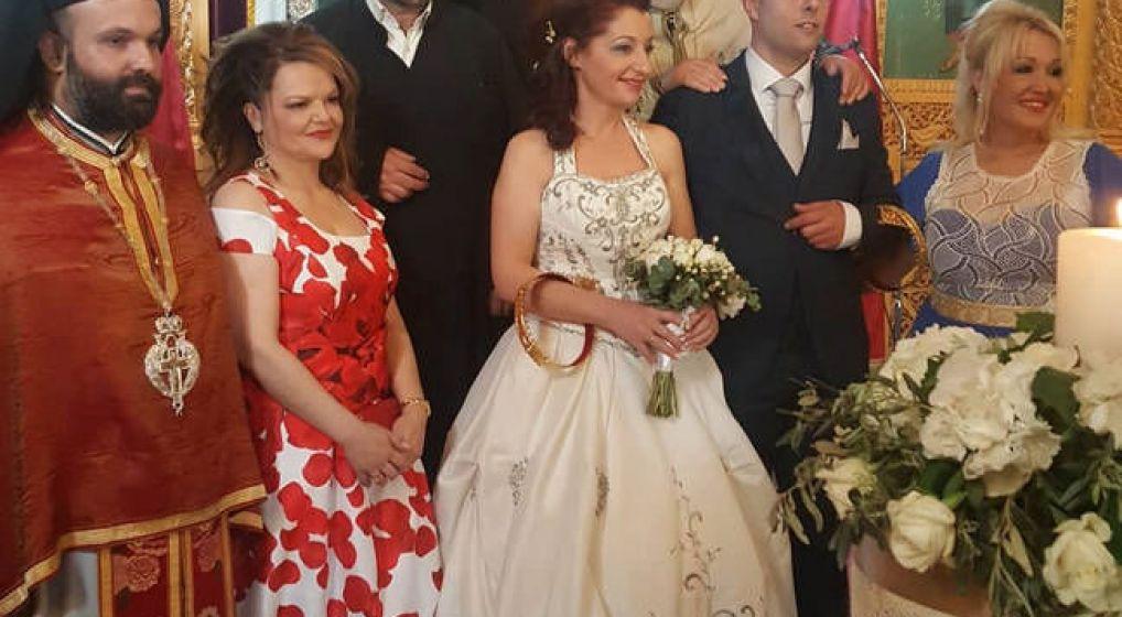Βυζαντινός Γάμος στον άγιο Κοσμά Ν.Φιλαδέλφειας