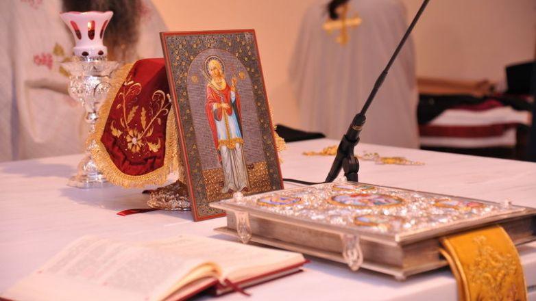 Ιερά Αγρυπνία από τον Μητροπολίτη κ. Γαβριήλ στην Καλογραίζα