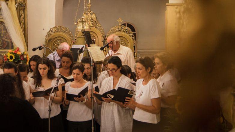 Θερινή Συναυλία Θεομητορικού Ωδείου Ι.Ν. Κοιμήσεως της Θεοτόκου Ηρακλείου Αττικής
