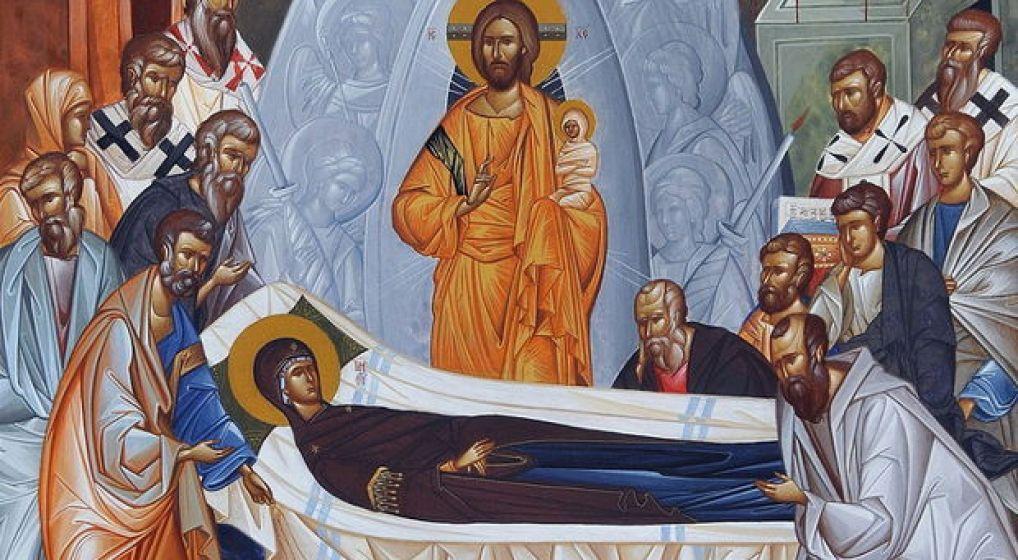 Αγρυπνία Κοιμήσεως της Θεοτόκου στην Παναγία Πρασίνου Λόφου