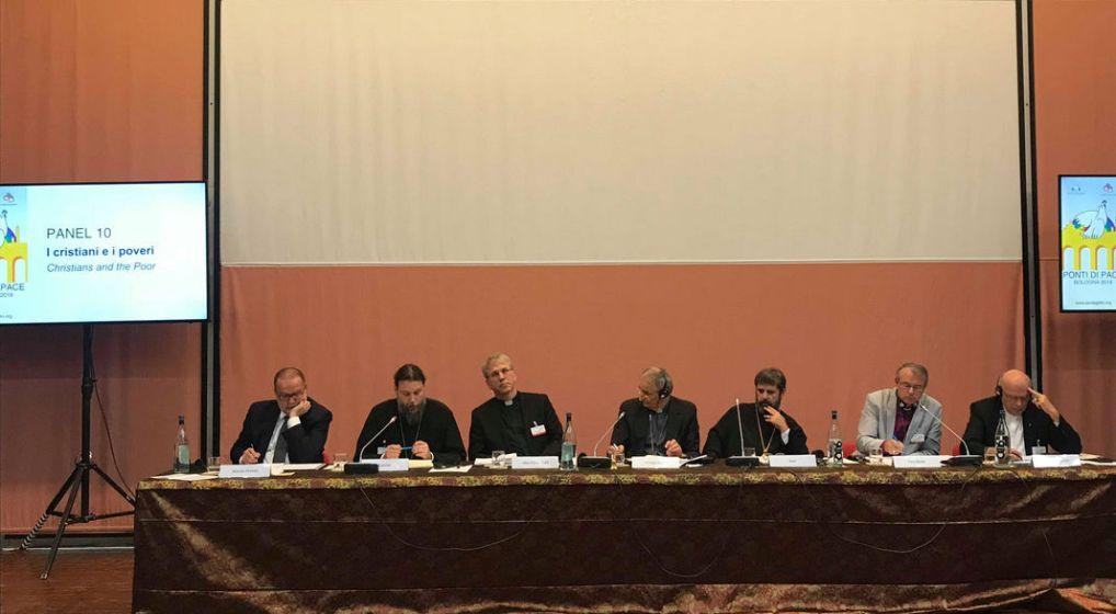 """Ομιλία Μητροπολίτου κ. Γαβριήλ κατά τις εργασίες τους Διεθνούς Συνεδρίου «Bridges of Peace. Religions and Cultures in Dialogue"""""""