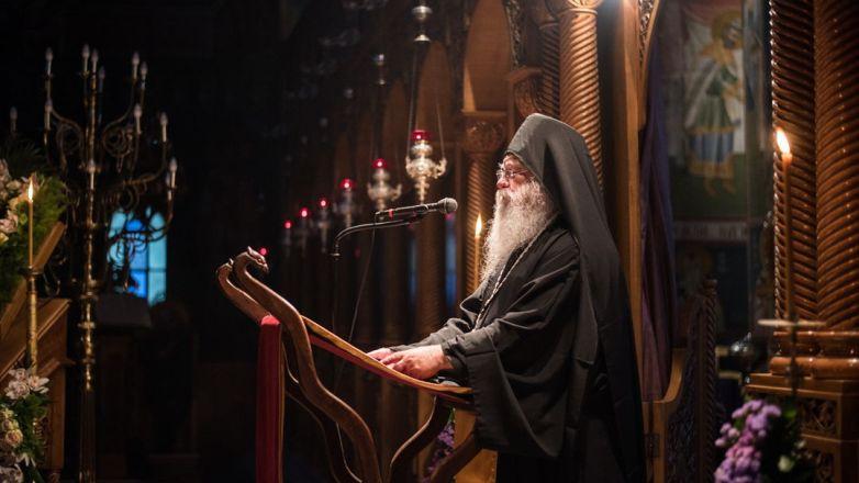 Ε' Κατανυκτικός Εσπερινός και ομιλία Καθηγουμένου Ιεράς Μονής Ξενοφώντος Αρχιμ. Αλεξίου στην Ι.Μ. Νέας Ιωνίας και Φιλαδελφείας