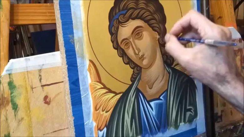 Εγκαίνια Έκθεσης Σχολής Βυζαντινής Αγιογραφίας Ι.Ν. Μεταμορφώσεως του Σωτήρος Ν. Ιωνίας