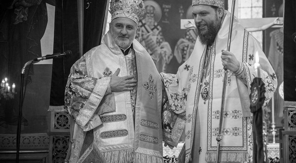 Ο Αρχιεπίσκοπος Αμερικής κ. Ελπιδοφόρος στην Ι.Μ. Νέας Ιωνίας και Φιλαδελφείας