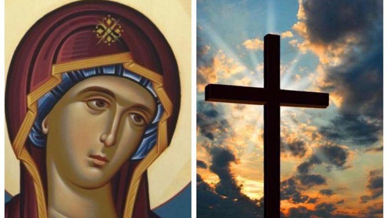 Αγρυπνία για την Πρόοδο του Τιμίου Σταυρού και για την είσοδο στη Νηστεία της Παναγίας μας στο Μητροπολιτικό Ναό Αγ. Αναργύρων Ν. Ιωνίας
