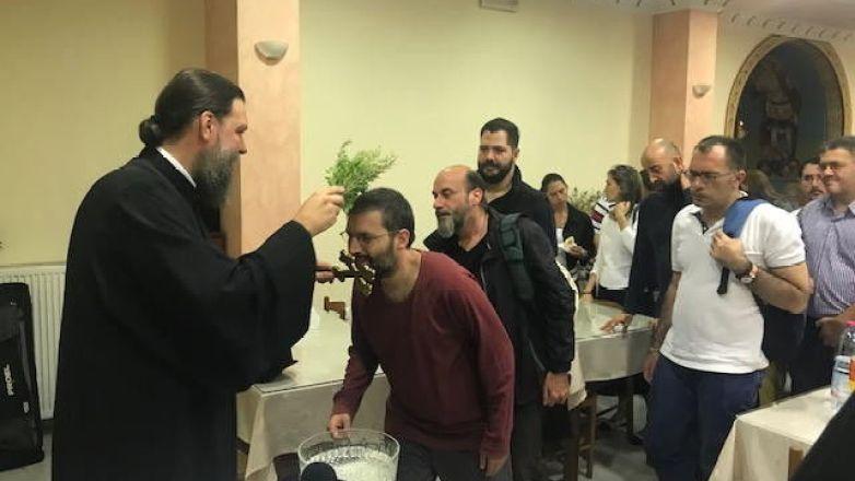 Ξεκίνησαν οι συναντήσεις του Μητροπολίτη κ. Γαβριήλ με τους νέους της Ιεράς Μητροπόλεως