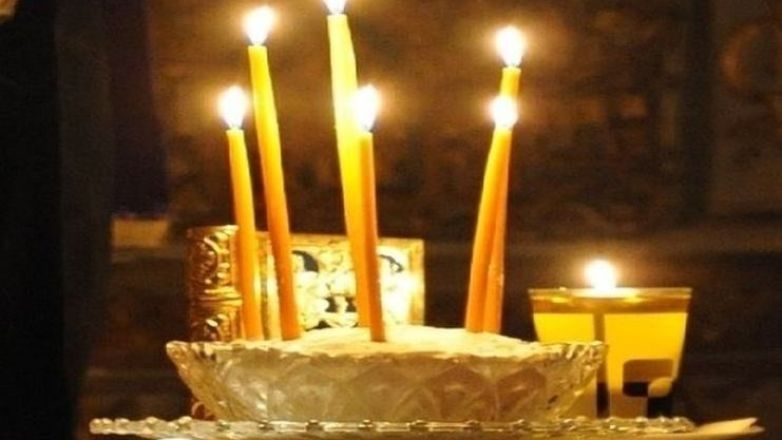 Ιερό Ευχέλαιο στον Ι.Ν. Μεταμορφώσεως του Σωτήρος Αλσουπόλεως