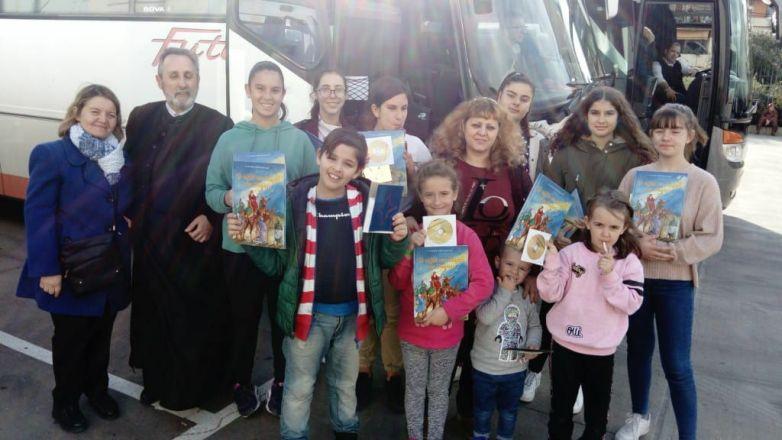 Εκδρομική εξόρμηση για τα παιδιά του Κατηχητικού του Ι.Ν. Ευαγγελισμού της Θεοτόκου Ν. Χαλκηδόνας