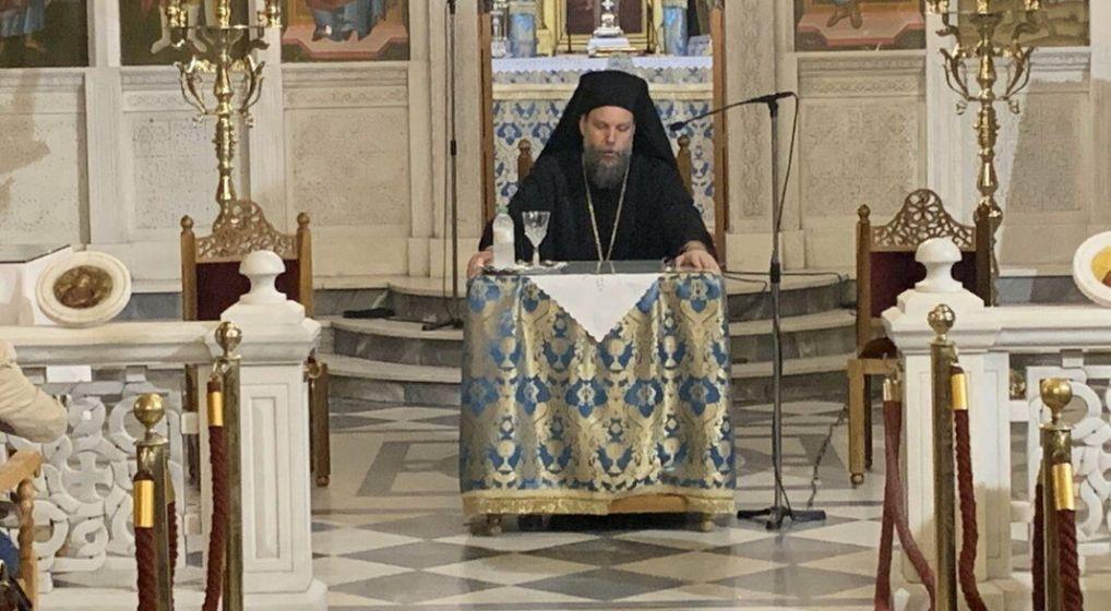 Κυριακάτικα Εσπερινά Κηρύγματα στον Ιερό Ναό Αγ. Γεωργίου Ν. Ιωνίας