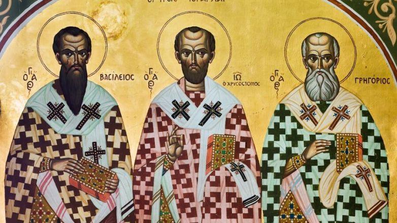 Ιερά Πανήγυρις Τριών Ιεραρχών στην Καλογραίζα