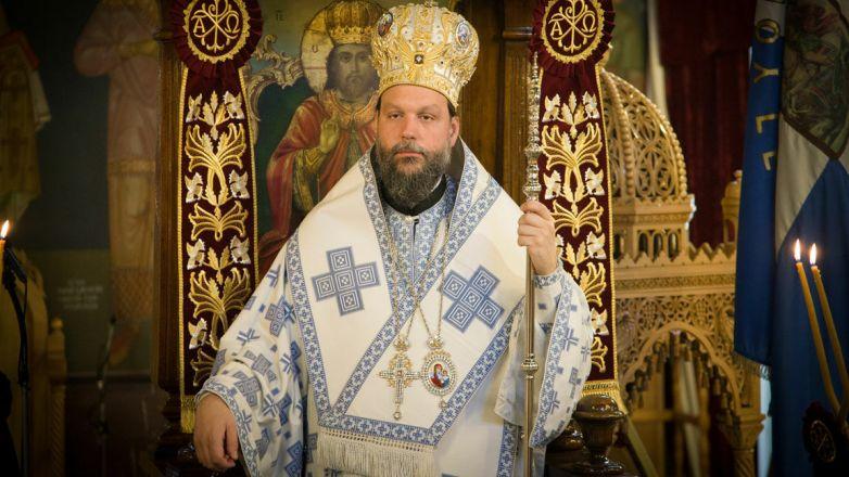 Εγκύκλιος Μητροπολίτου κ. Γαβριήλ προς τους κληρικούς της Ιεράς Μητροπόλεως αναφορικά με τα νέα μέτρα λειτουργίας των Ιερών Ναών