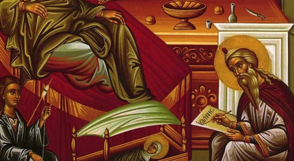 Αγρυπνία για την εορτή του Γενεσίου του Αγ. Ιωάννου του Προδρόμου στη Ν. Φιλαδέλφεια