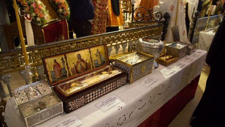 Προεόρτιος Αγρυπνία για την Σύναξη της Θαυματουργού Εικόνος της Παναγίας της Διασωζούσης και πάντων των εν Ιωνία, Πισιδία, Καππαδοκία και Νέα Ιωνία τιμωμένων Αγίων