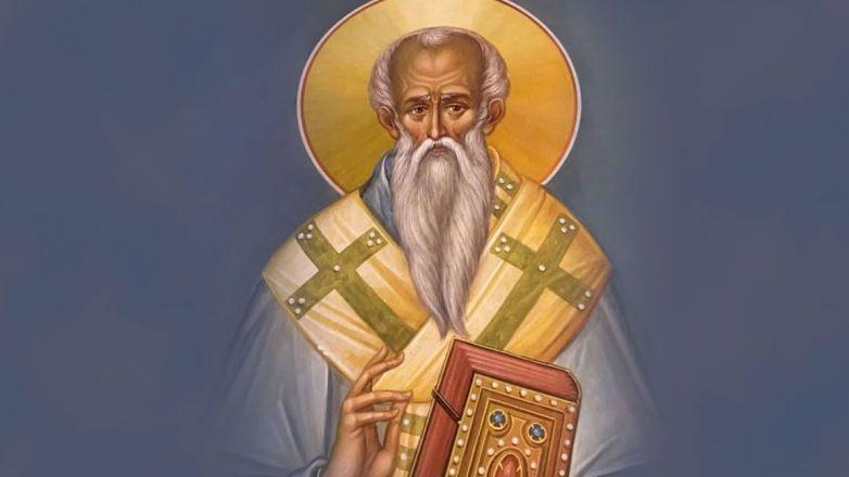 Ιερά ημιαγρυπνία Αγίου Επιφανίου Επισκόπου Κύπρου στη Ν. Ιωνία